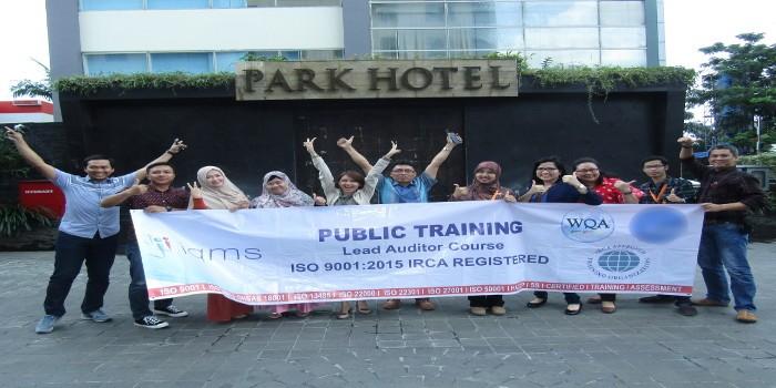 LAC ISO 9001:2015 Jakarta
