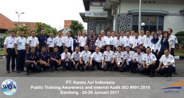 In House Training PT Kereta Api Indonesia