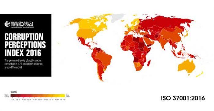 Penerapan ISO 37001 Dalam Rangka Meningkatkan Peringkat CPI Indonesia
