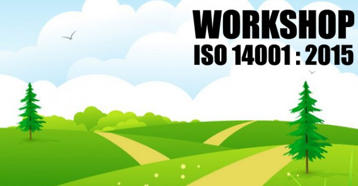 Workshop ISO 14001 : 2015