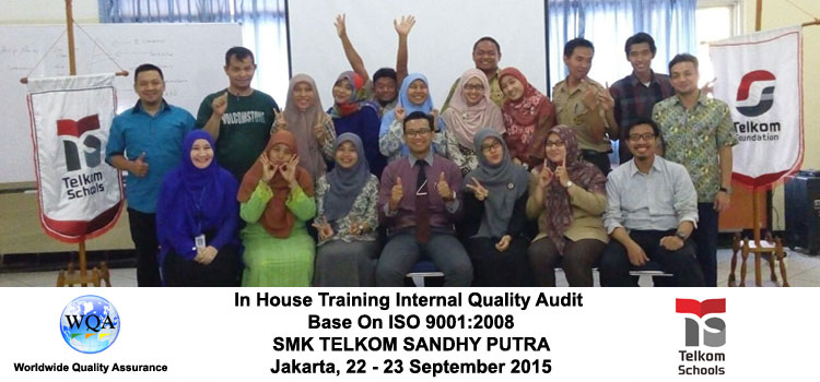 In House Training ISO 9001 2008