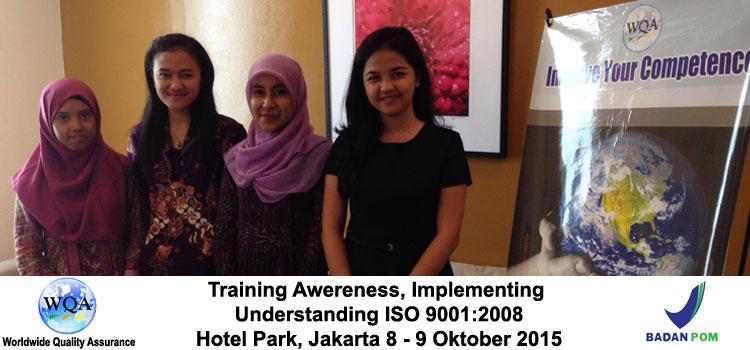 Training Awareness ISO 9001