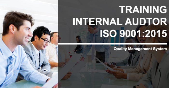 Training Internal Auditor Base On ISO 9001