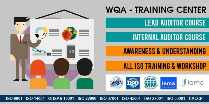 training-iso-wqa