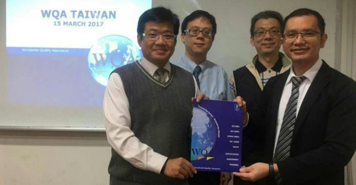 WQA Opening New Branch in Taiwan
