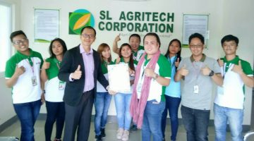 SL Agritech Philippines